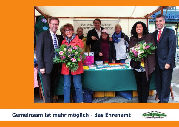 FreiwilligenAgentur Charlottenburg-Wilmersdorf
