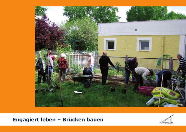 Freiwilligenagentur Hohenschönhausen