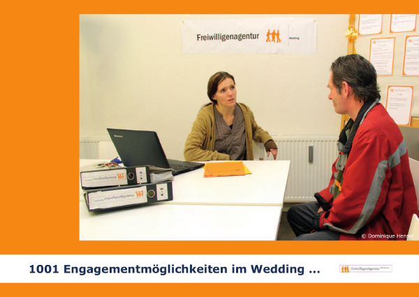 FreiwilligenAgentur Wedding